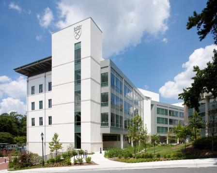 Psychology and Interdisciplinary Sciences Building